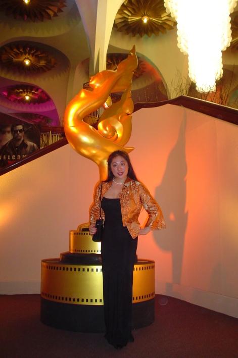 Joanne Cheng @Bangkok film fest 2004