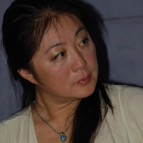 Joanne Cheng the director and actor