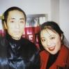 With Zhang Yimou 1998 NYC