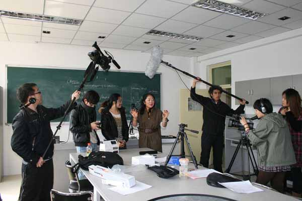 Joanne Cheng teaches documentary production