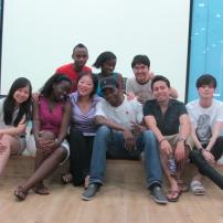Global Cinema Course by Joanne Cheng 2012 BFSU