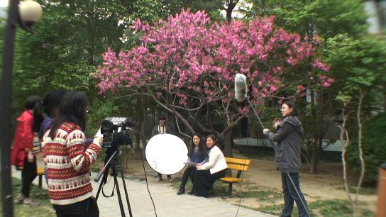 Documentary Prod by Joanne Cheng BFSU Spring 2013