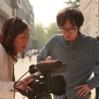 Nie Shuyuan learns shooting