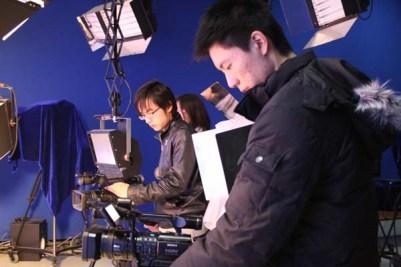 Xuliang and Yilei shooting