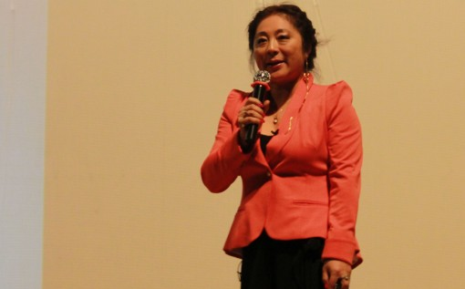 Joanne Cheng lectures